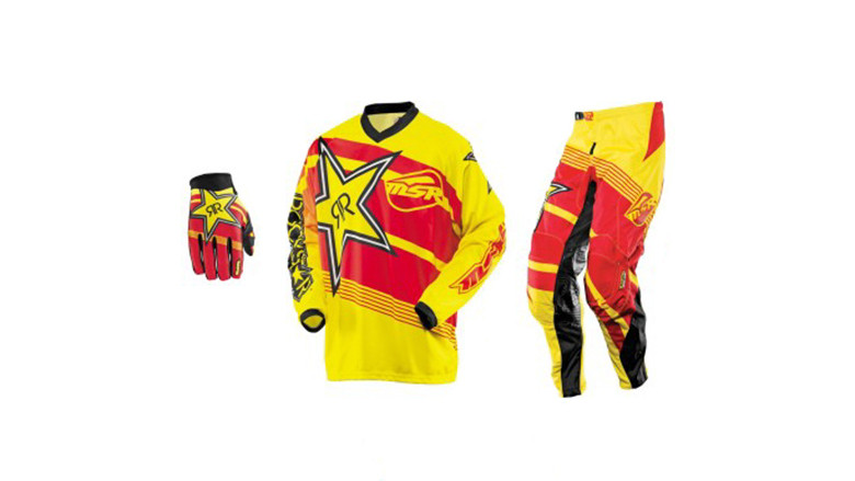 MSR Rockstar Yellow/Red