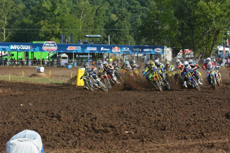 Day two is complete from the 33rd Annual Amateur National Championship Photo: Ken Hill / MX Sports