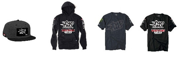 FACTORY EFFEX INC.  Becomes Official Supplier of TWOTWO MOTORSPORTS Fan Wear