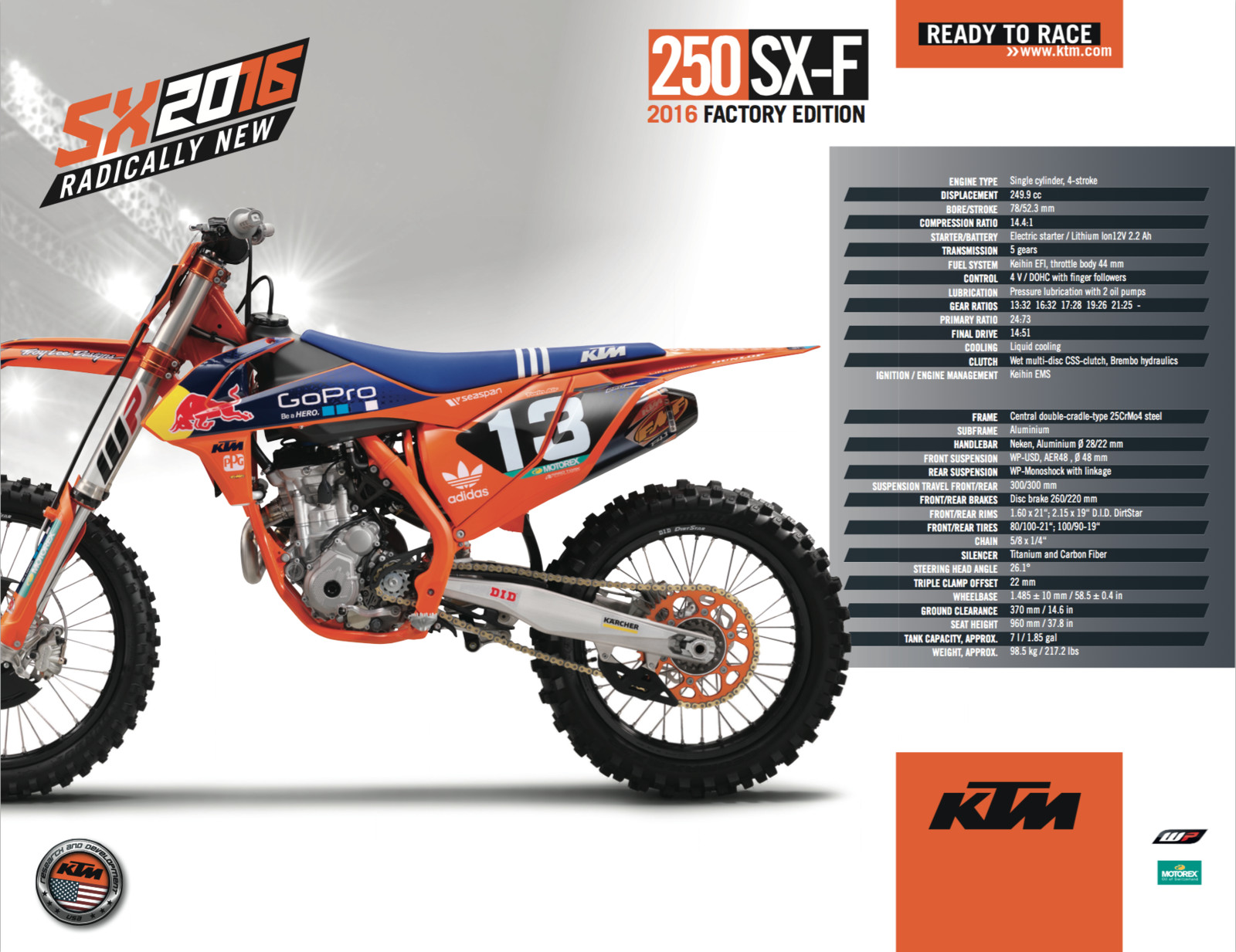 Ktm Sx 150 2015 Repair Manual