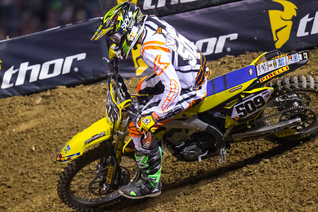 NAGY CONTINUES HARD WORK IN OAKLAND FOR MICROBILT/PRBC SUZUKI