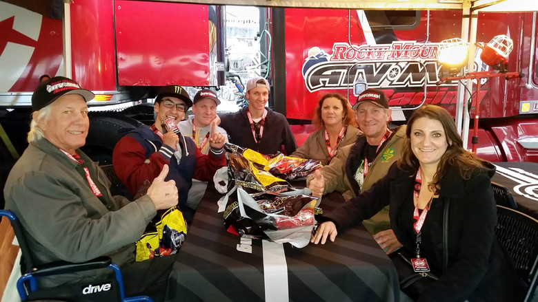 Ultimate Supercross Experience Contest to Provide VIP Treatment to Winners All Season Long