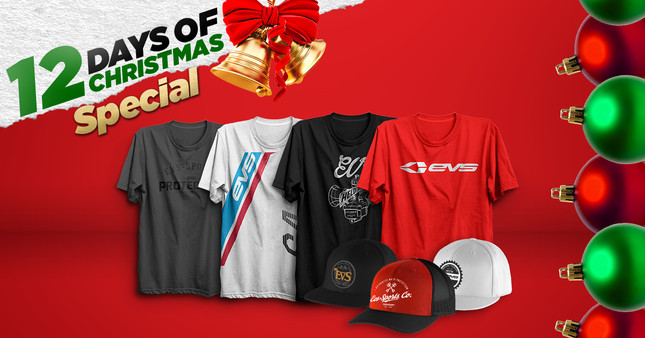 Save Big With EVS Sports' 12 Days Of Christmas Sale