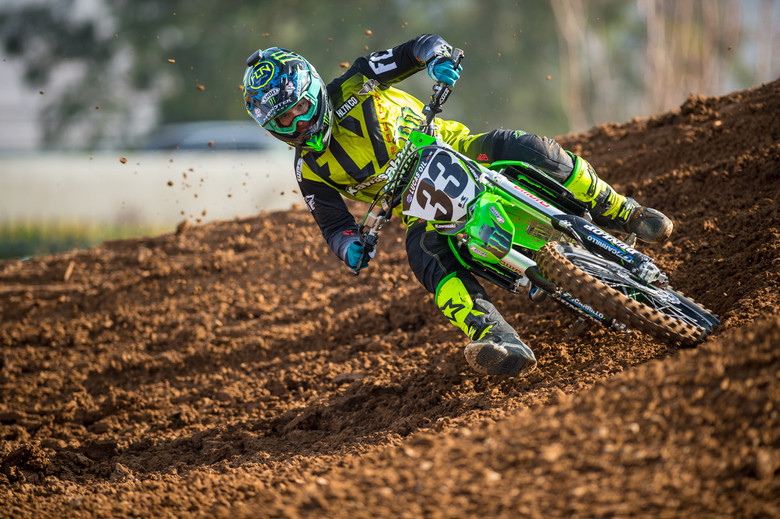 FLY Racing Signs Josh Grant