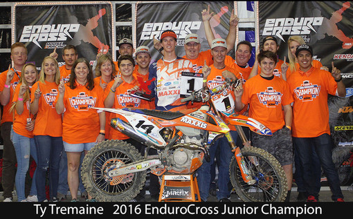 RPM Racing Team: Ty Tremaine / Eric Yorba = Championships