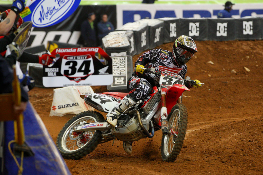 2012 Atlanta Supercross