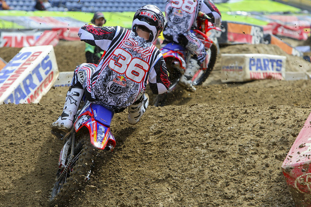2011 Seattle Supercross