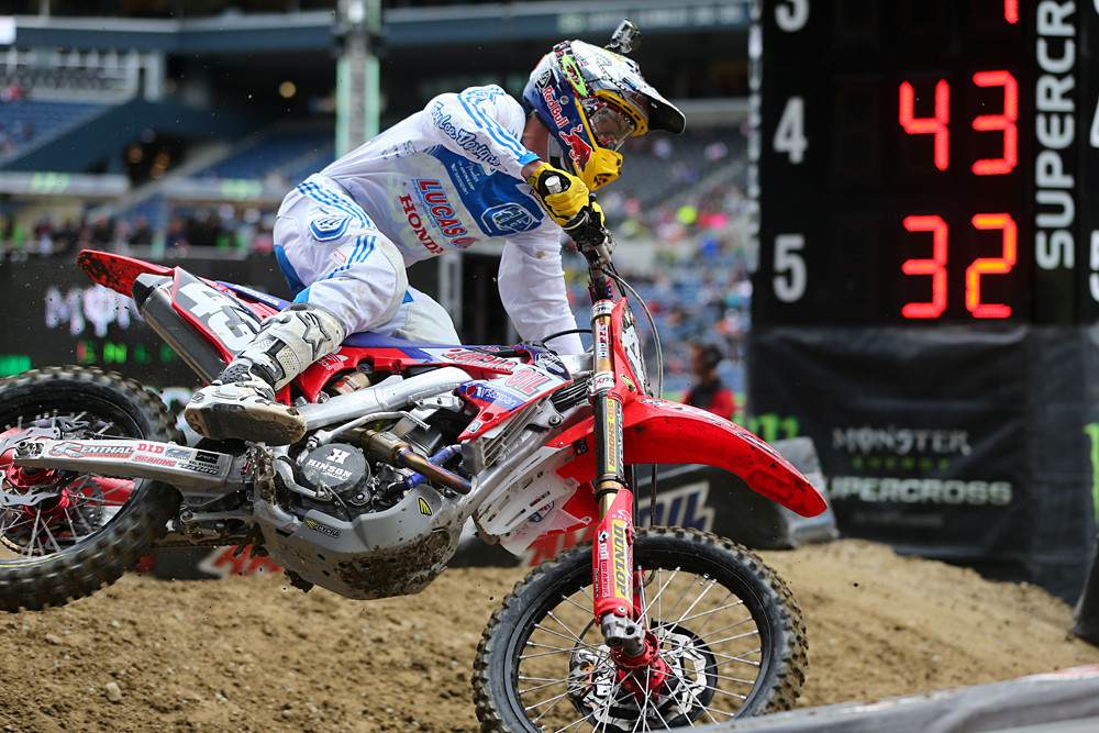 2013 Seattle Supercross