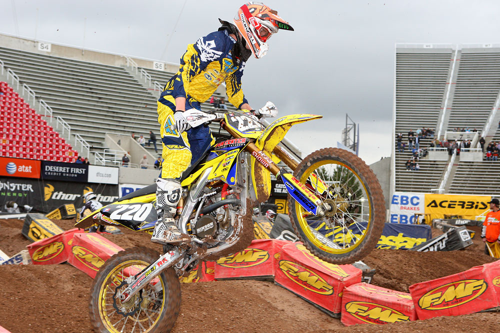 2009 Salt Lake City Supercross