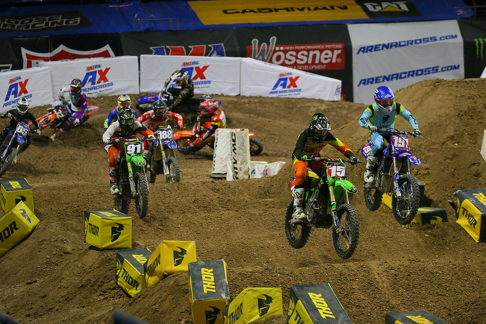 In the AX Lites Class Regional Shootout, Jacob Williamson (91) scored the win, while Ryan Breece (15) grabbed the Western Regional AX Lites Class Championship, and Justin Cooper took home the Eastern Regional AX Lites Class Championship.