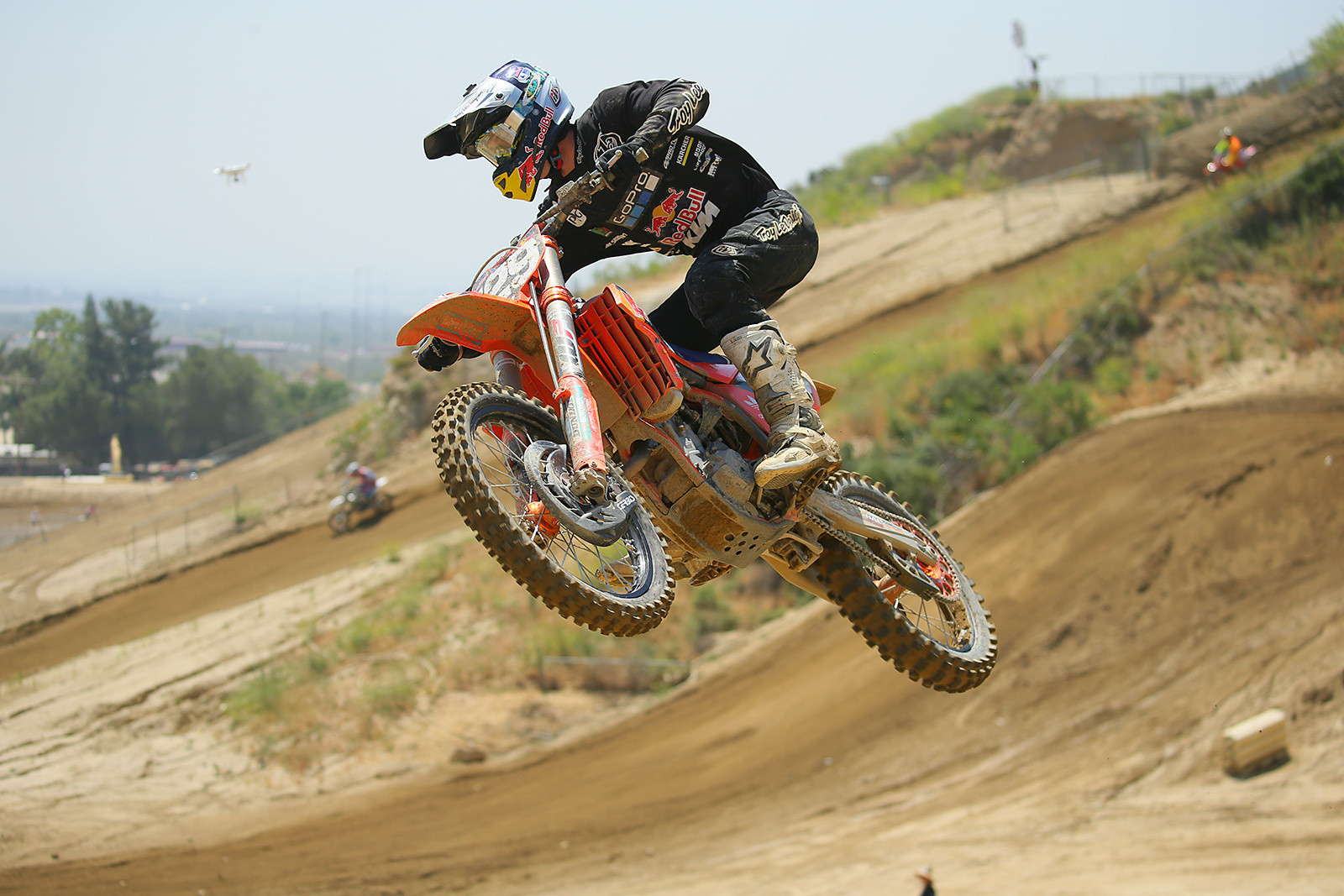 Sean Cantrell will be a new face under the Troy Lee Designs/Red Bull/KTM tent.
