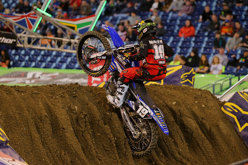 2014 Indianapolis Supercross