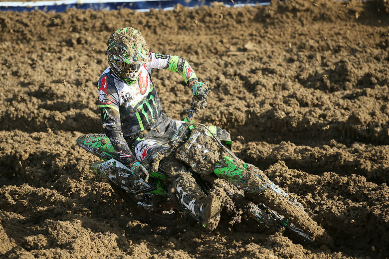Eli Tomac will be looking to bounce back after a disappointing Thunder Valley. He was fourth.