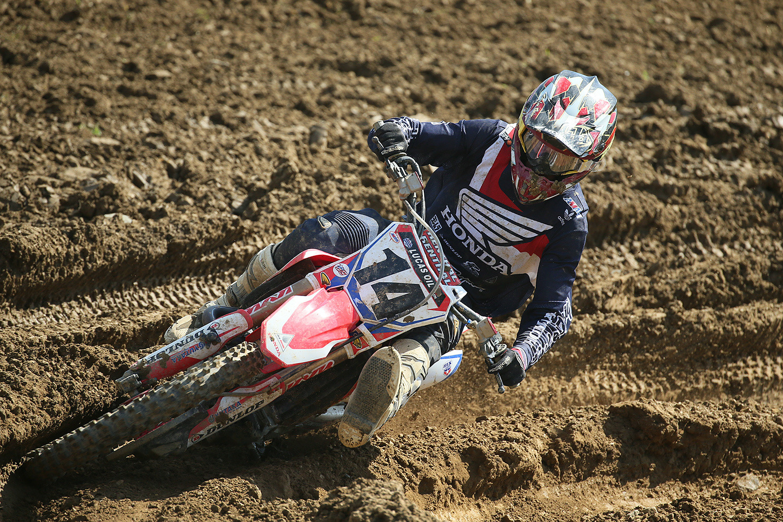 Cole Seely capped the top ten among the 450s with a 10-8 day.