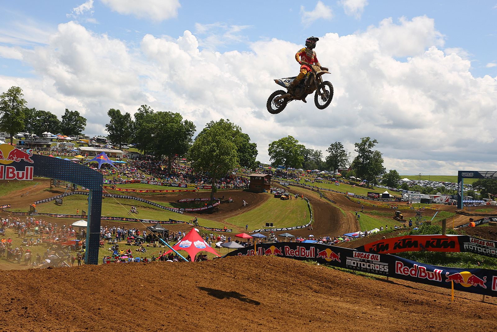 Oddly, Dean Wilson's 8-7 score nabbed him a fifth overall. Consistency pays.