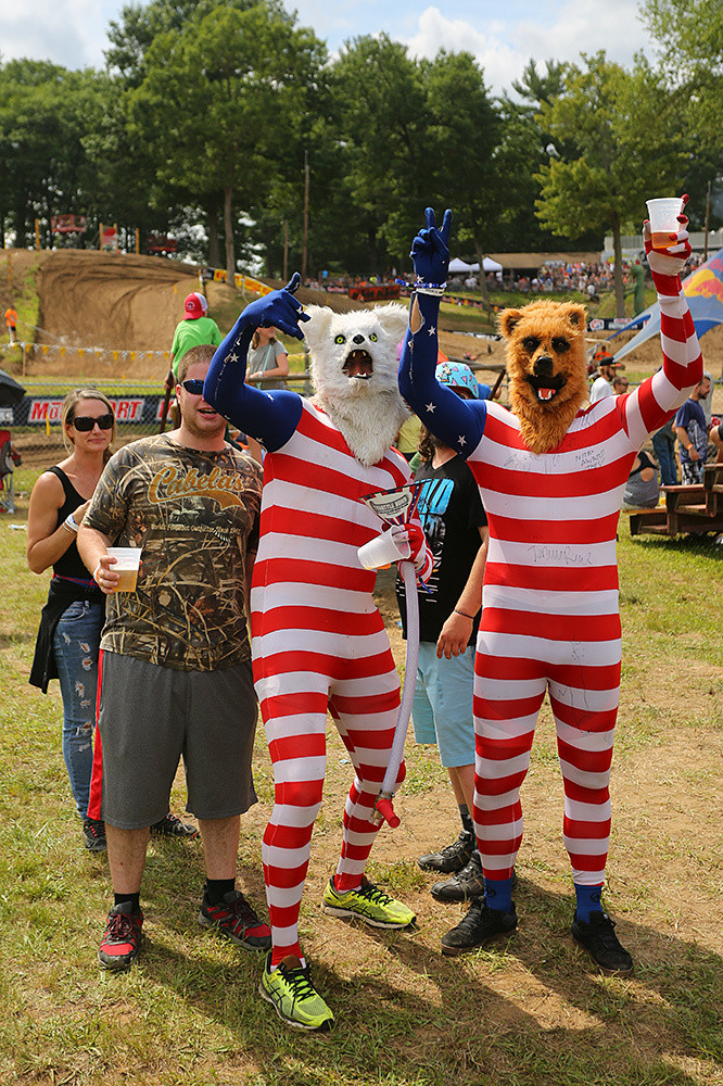 Southwick may not be as wild as RedBud, but it doesn't mean they don't have their share of characters.