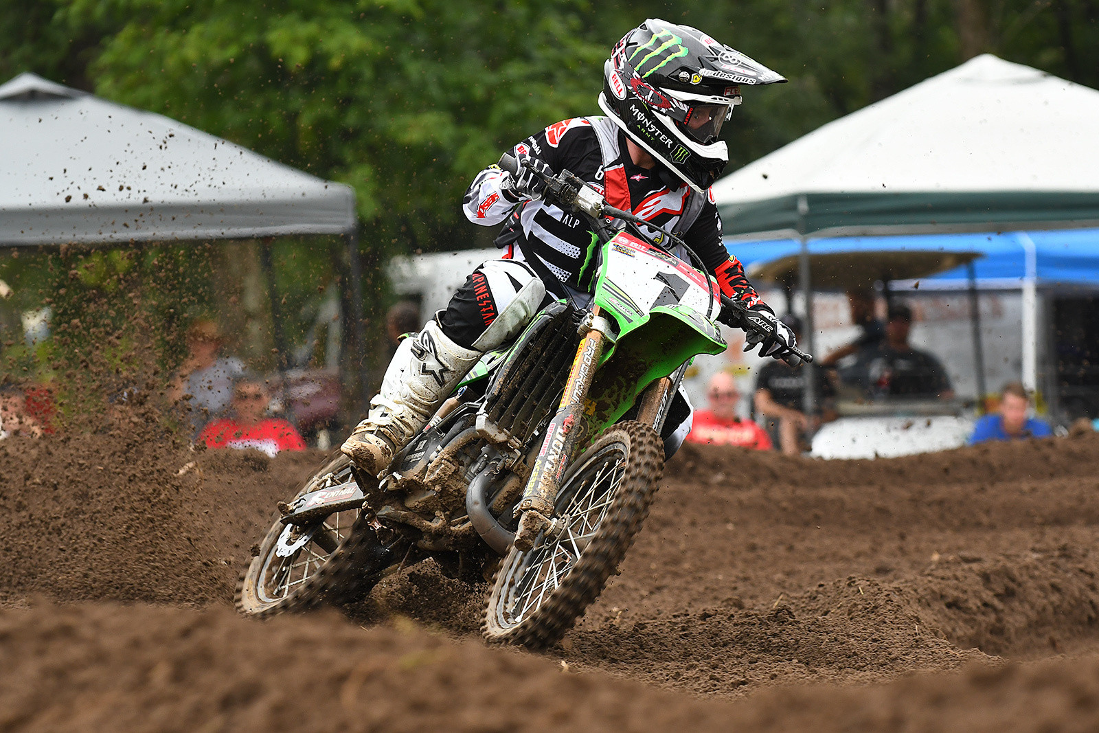Jett Reynolds already has a record; he's swept his classes the last four years. He started 2017 with two moto wins on Tuesday and could make it five in a row.