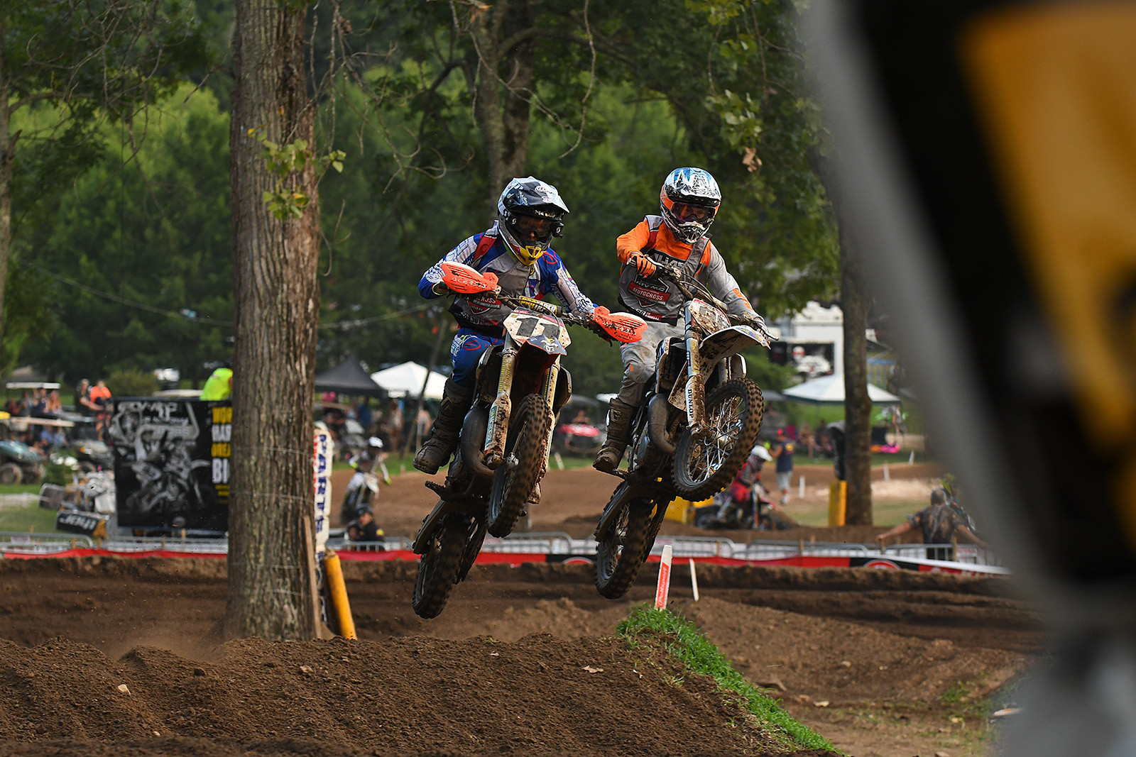 Max Vohland, whose father Tallon and Uncle Tyson are both past Loretta Lynn's winners, has been fast all week.