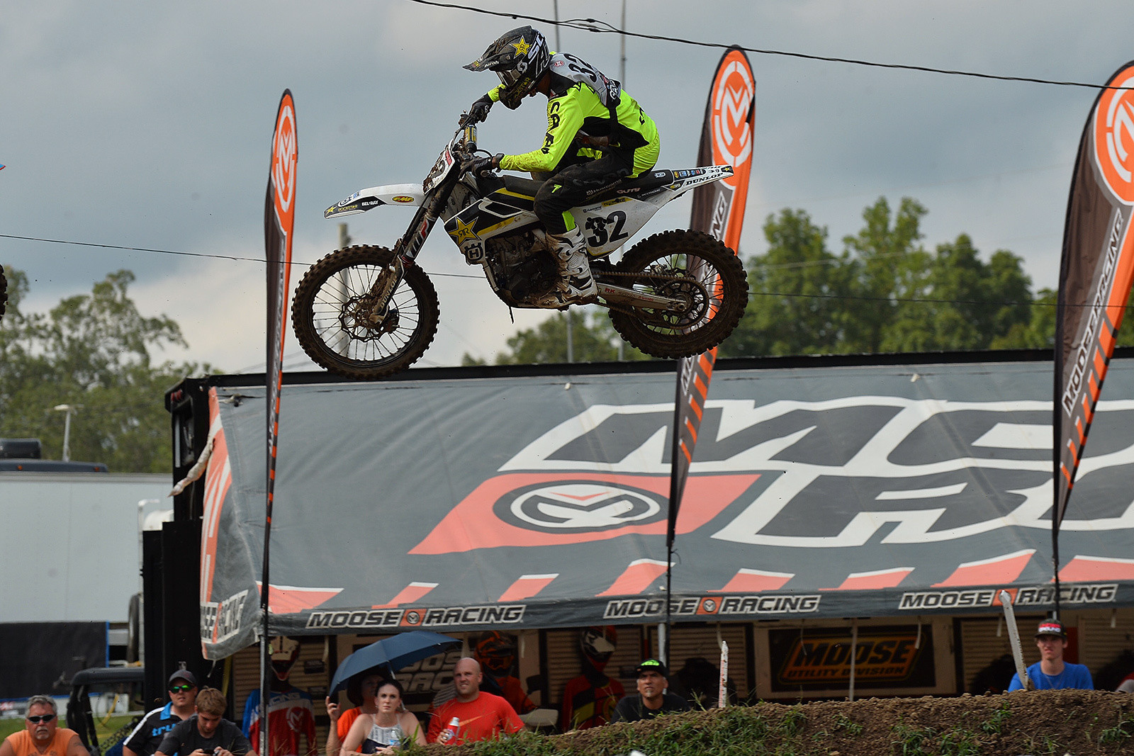 Florida's Jordan Bailey ultimately took the Moto 3 win in the Open Pro Sport class, but it's Justin Cooper who will leave Loretta Lynn's with the championship.