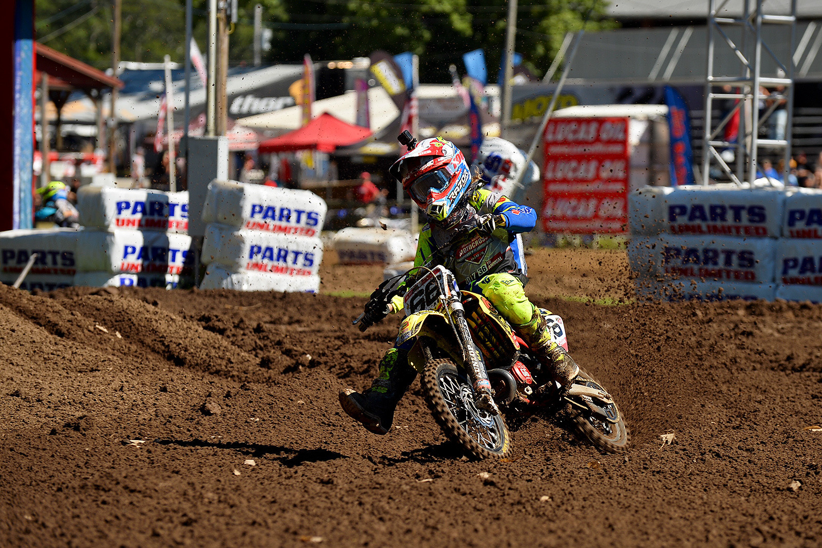 2-2-1 moto scores earned Cobra's Casey Cochran the Loretta Lynn's National Championship in the 65 (10-11) Limited class.