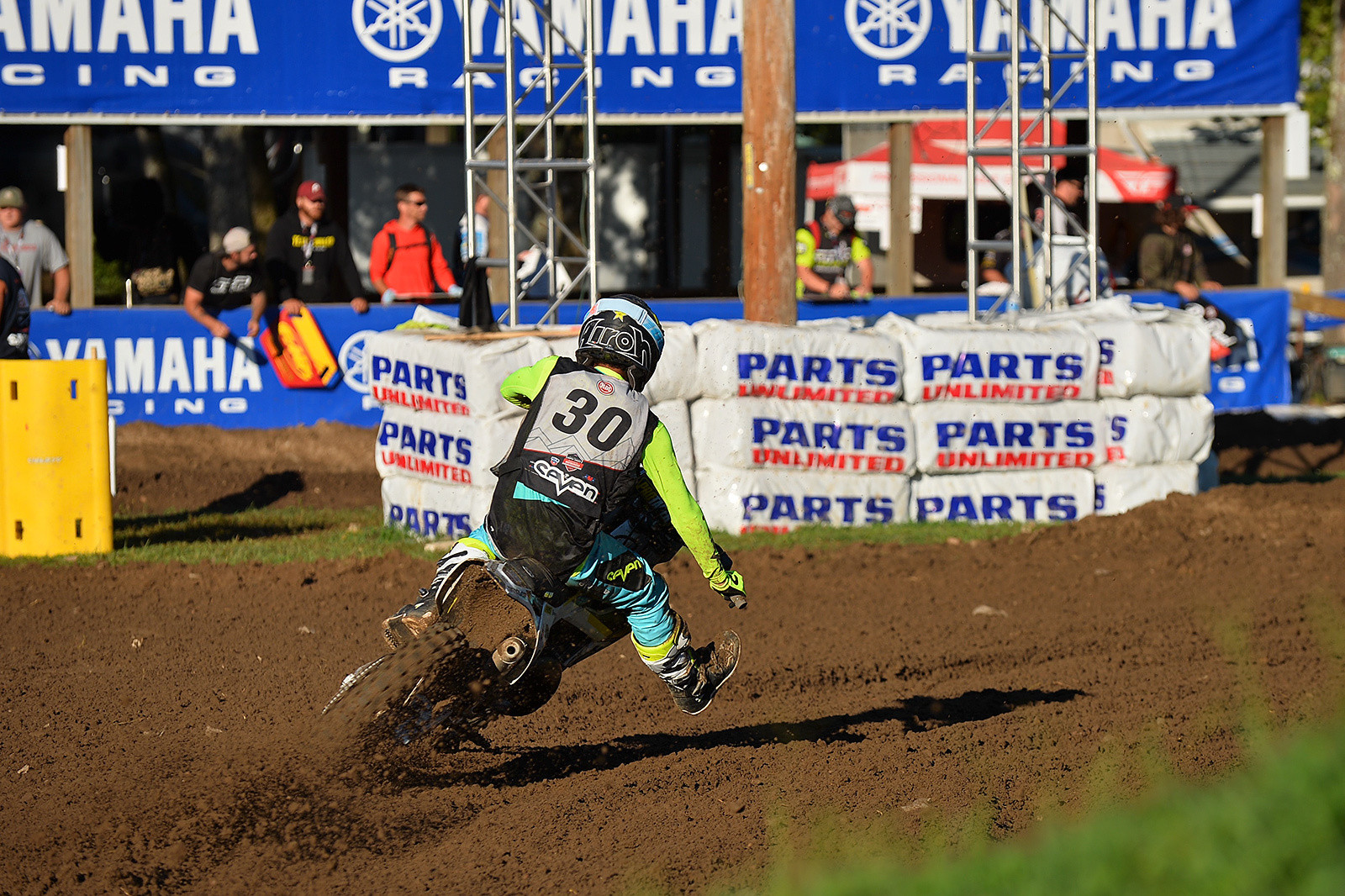 Jalek Swoll did not have the week he was hoping for at Loretta Lynn's.