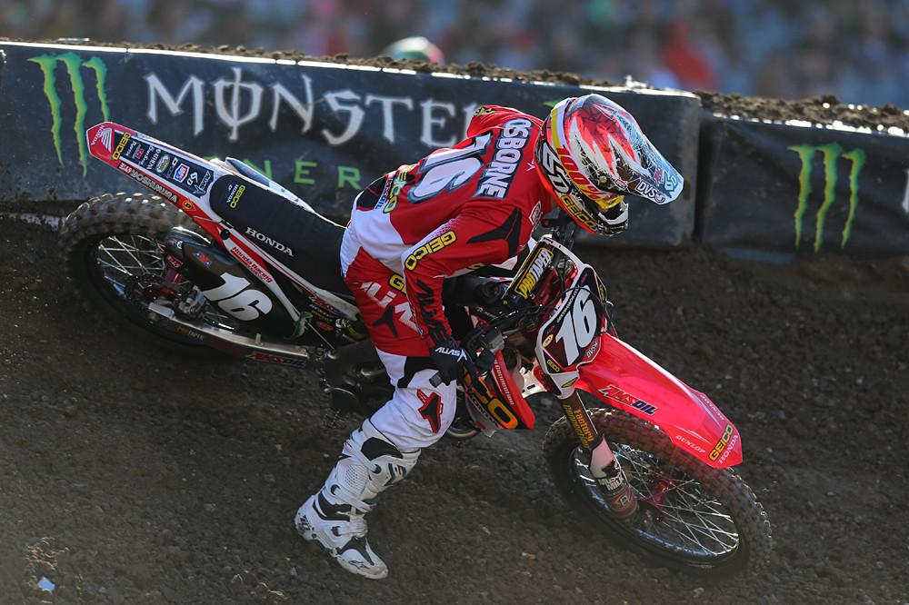 2014 Anaheim 3 Supercross