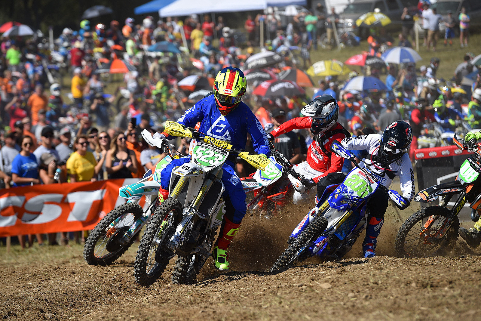 XC2 has been a battle this season, however, a new king would be crowned at this round.
