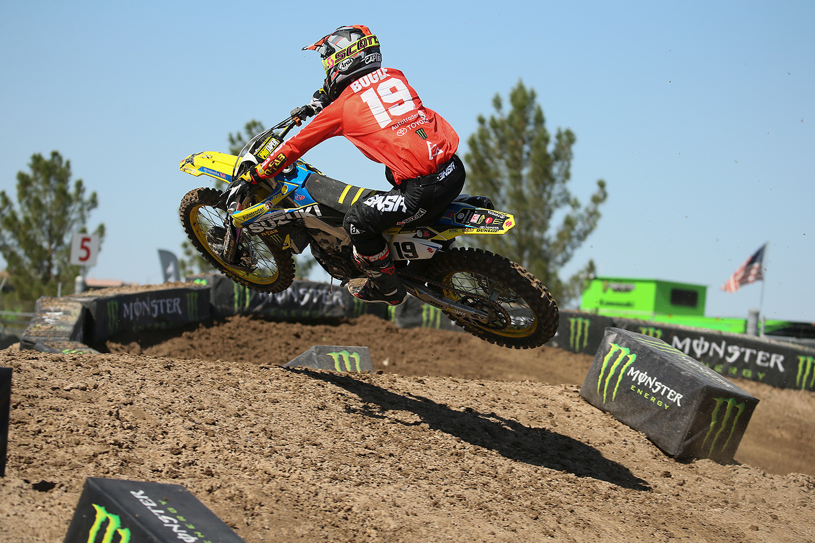 Justin Bogle was seventh in qualifying, while the top 12 are within a couple seconds of each other.