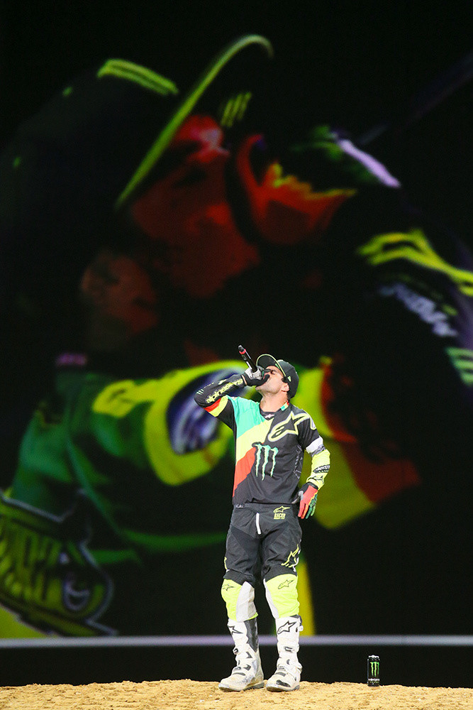If you haven't caught him before, Edgar Torronteras has some serious beat box skills.