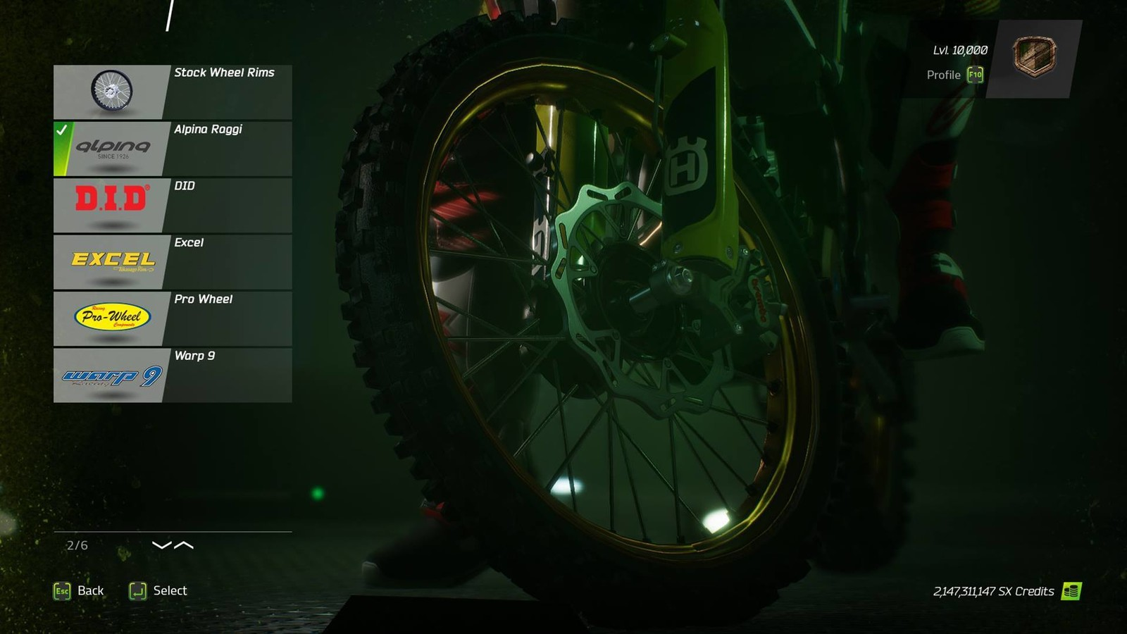 More bike customization. Are you excited for this game yet? We sure are.