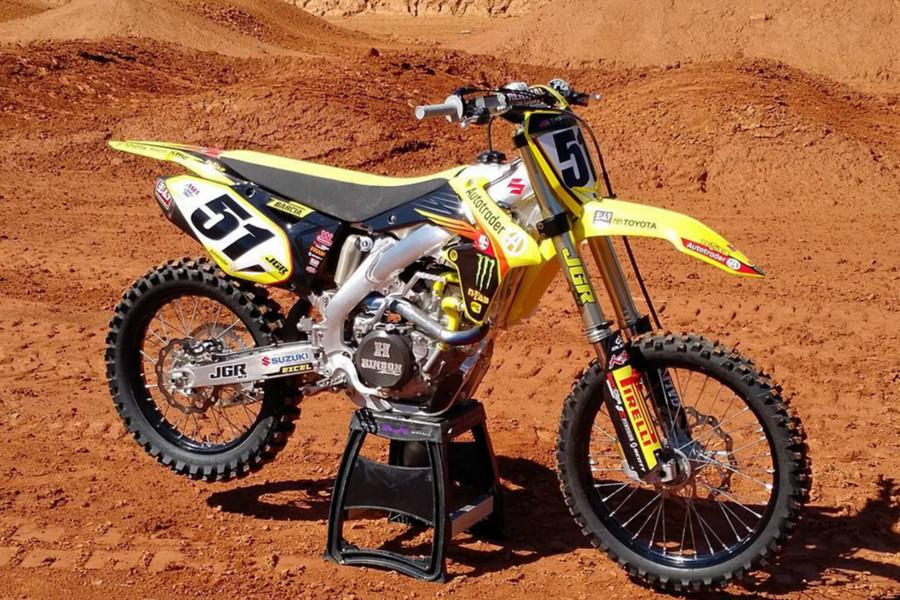 JGRMX/Suzuki Racing