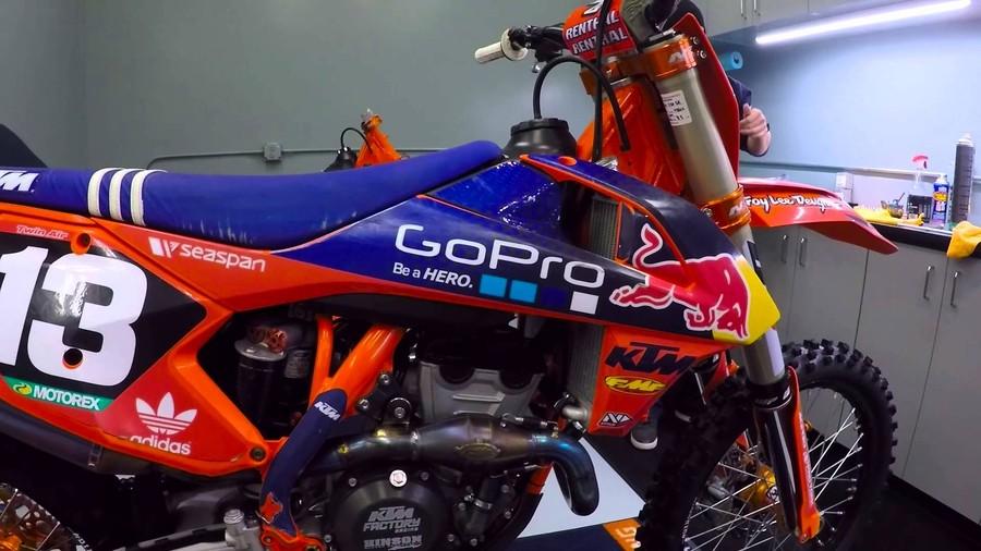 Troy Lee Designs/Red Bull/KTM