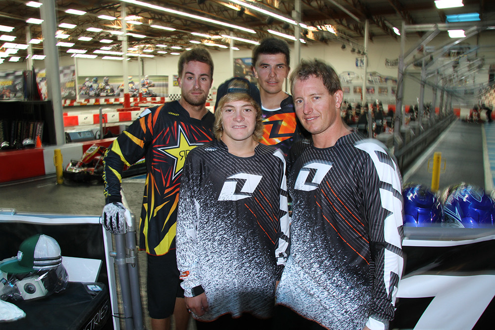 The Real Racers - One Industries 2013 Gear Intro - Motocross Pictures - Vital MX