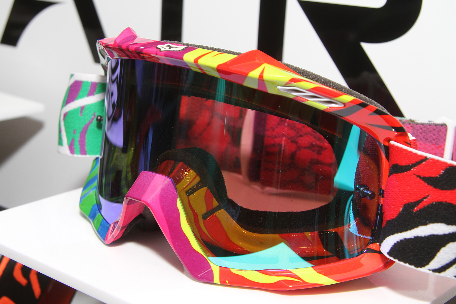 Rainbow - 2014 Fox Racing Gear Collection - Motocross Pictures - Vital MX