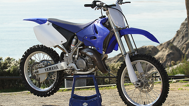 Yamaha yz 125 2005