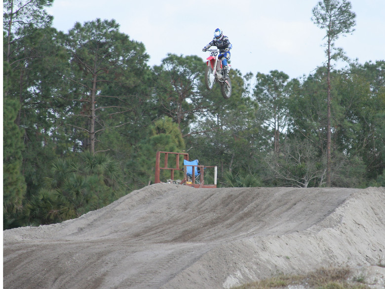 BIG AIR Seminole MX Fla - JOHN CHOATE - Motocross Pictures - Vital MX