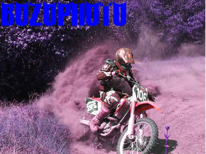 Purple Dirt! - bozone21 - Motocross Pictures - Vital MX
