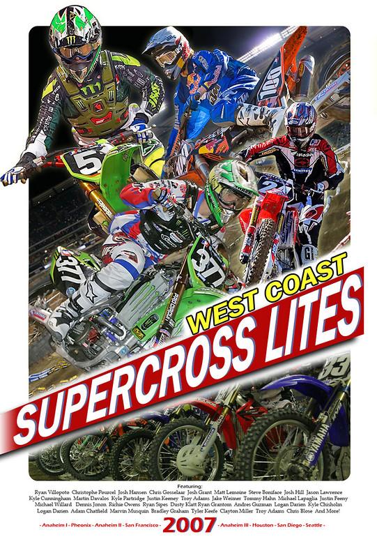 Supercross Lites Poster - motoxistence - Motocross ...