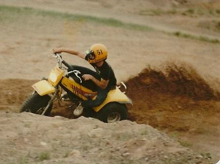 3 wheelins a good feeling!  Har - ThePipe - Motocross Pictures - Vital MX