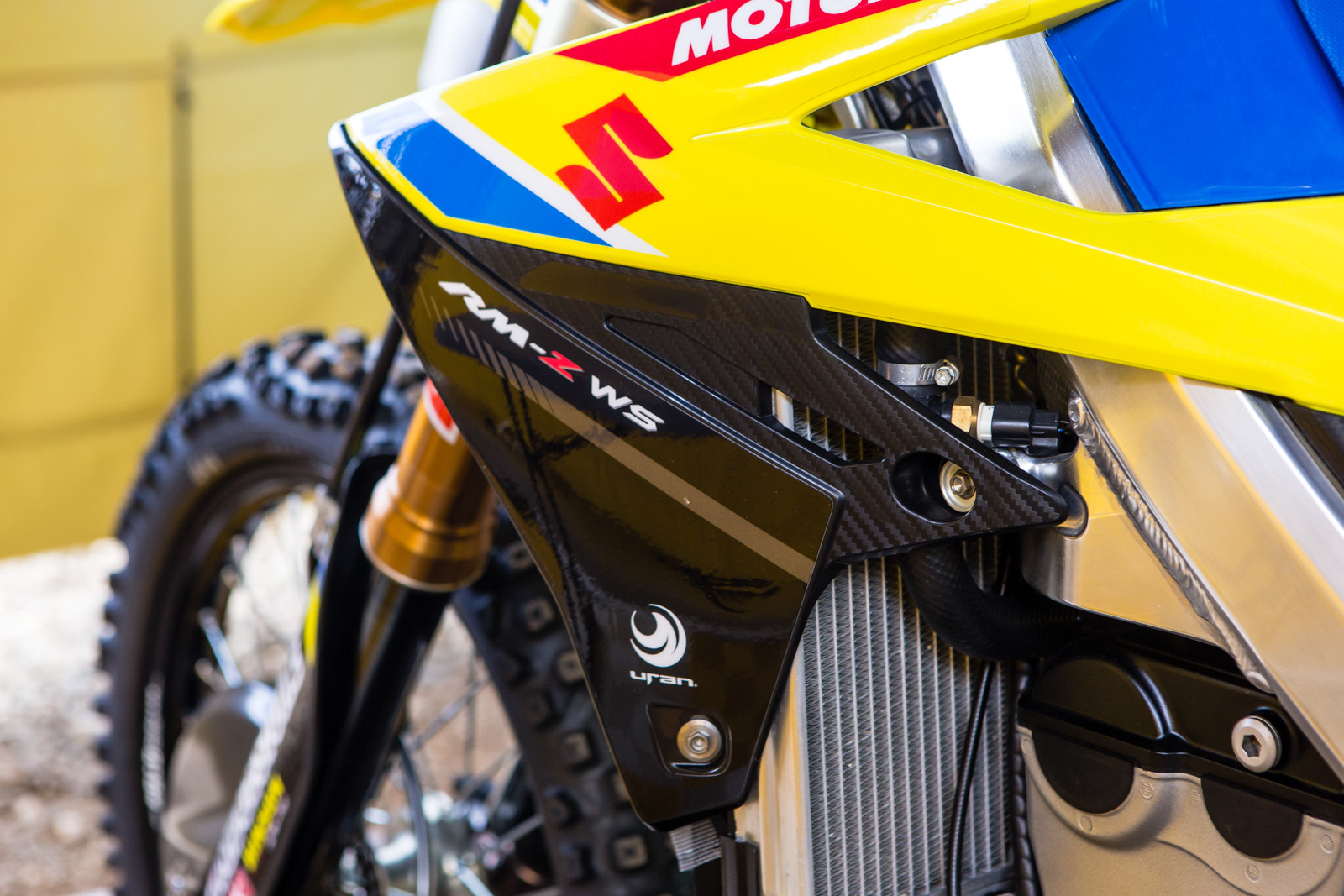 2018 suzuki rm. beautiful suzuki 2018 suzuki rmz450ws  carbon fiber shroud vital mx pit bits 2017 sugo  alljapan national motocross  on suzuki rm