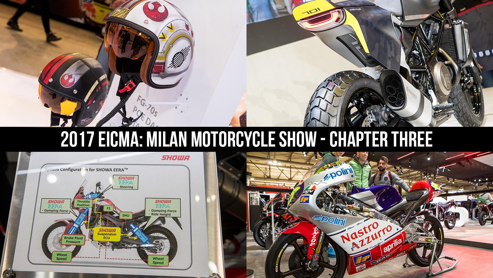 2017 EICMA - Milan Motorcycle Show: Chapter Three - 2017 EICMA - Milan Motorcycle Show: Chapter Three - Motocross Pictures - Vital MX