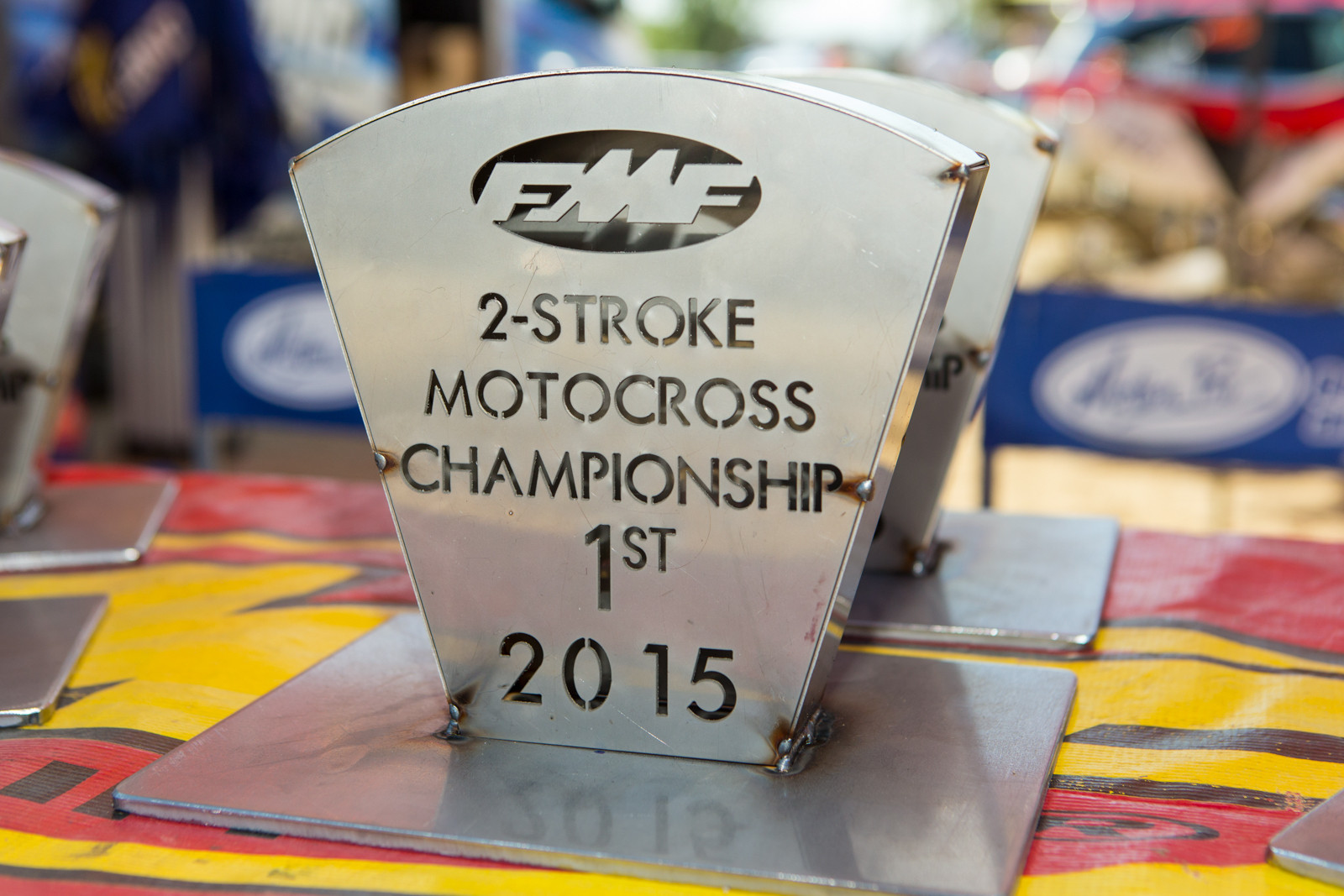The Hardware - 2015 MTA World 2-Stroke Nationals - Motocross Pictures - Vital MX