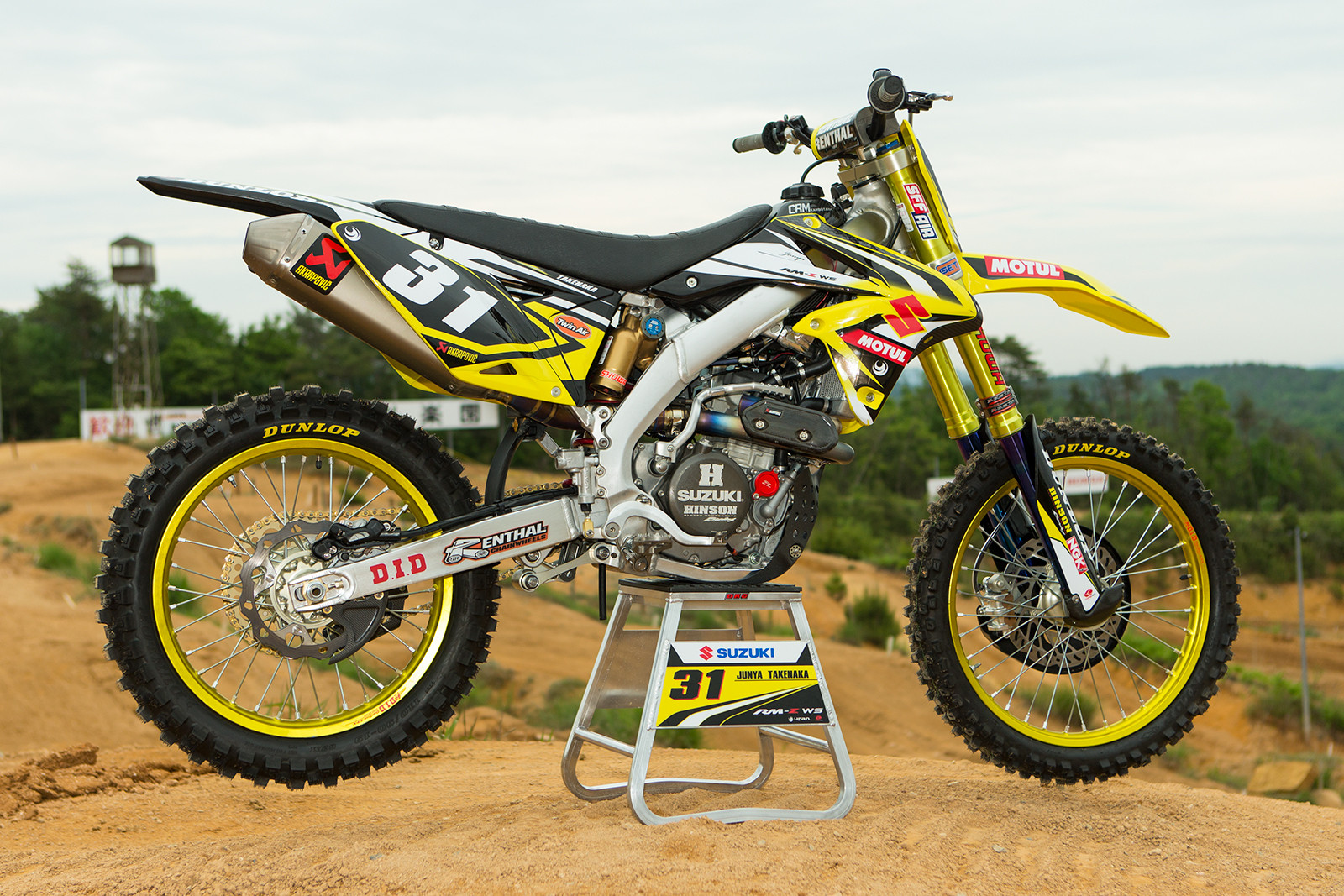 around the pits: hiroshima all-japan national - motocross pictures