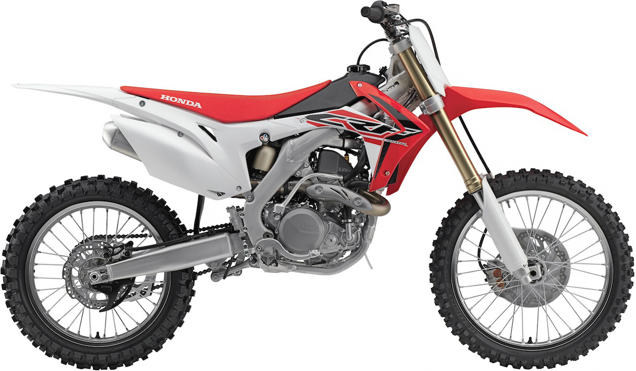 2016 honda crf450r first look 2016 honda crf models for Honda 2016 models