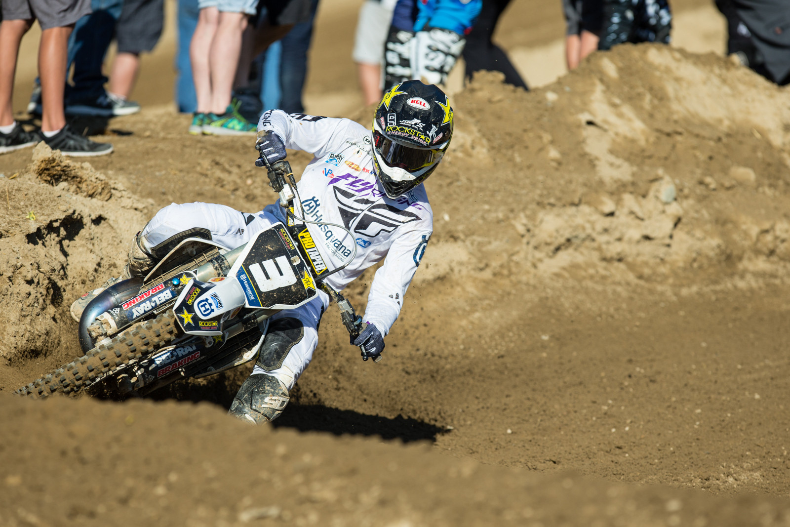 Mike Brown - 2016 MTA World Two-Stroke Nationals - Motocross Pictures - Vital MX