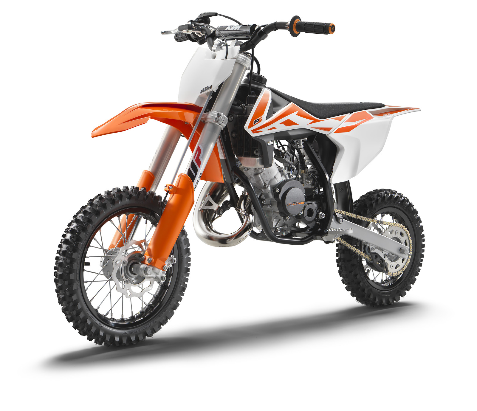 2017 ktm 50 sx first look 2017 ktm 50 sx 65 sx and 85 sx motocross pictures vital mx. Black Bedroom Furniture Sets. Home Design Ideas