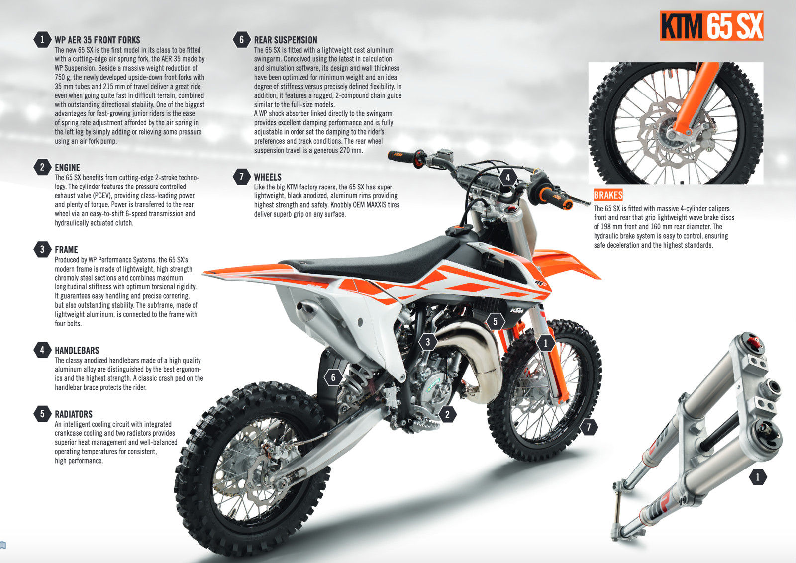 KTM 65 Sx Wiring Diagram Library. 2017 KTM 65 Sx First Look 50. KTM. KTM 50 Dirt Bike Diagram At Scoala.co