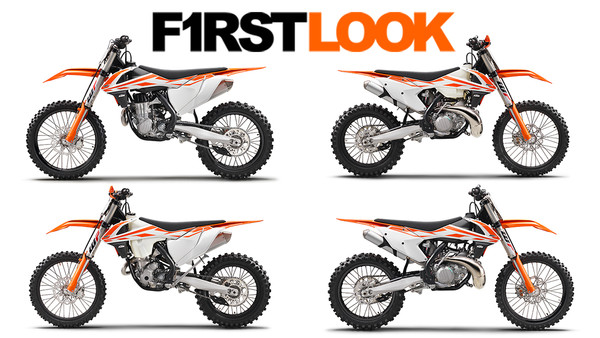 2017 ktm first look - first look: 2017 ktm motocross and cross