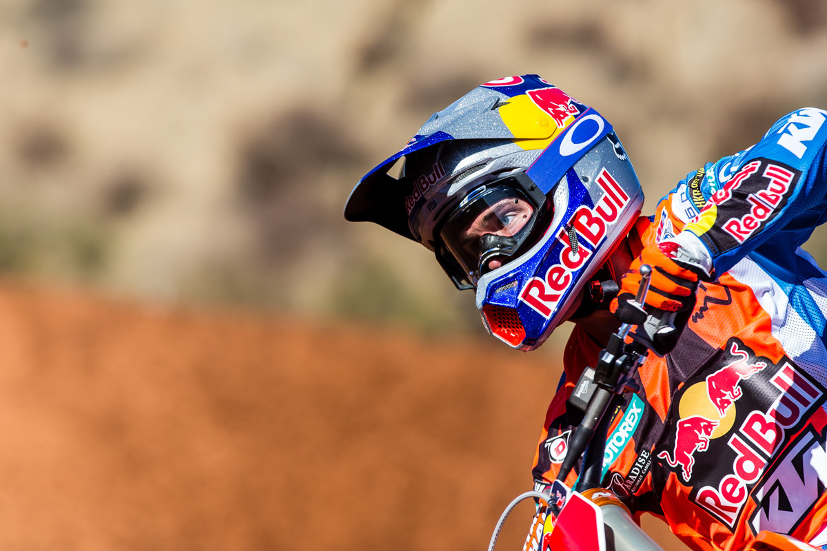 trey canard - 2017 ktm supercross factory and support team intro