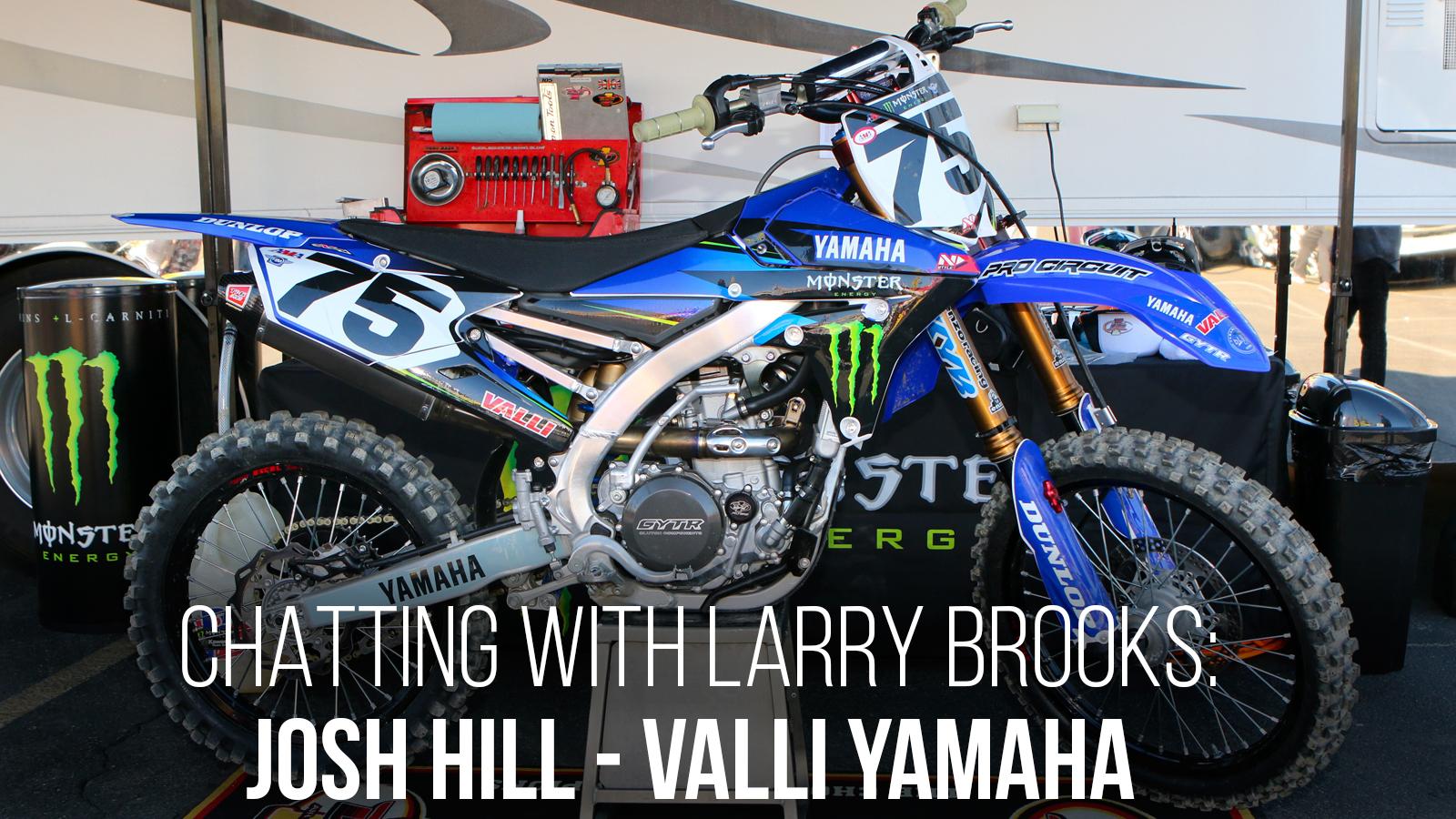 Brook Yamaha